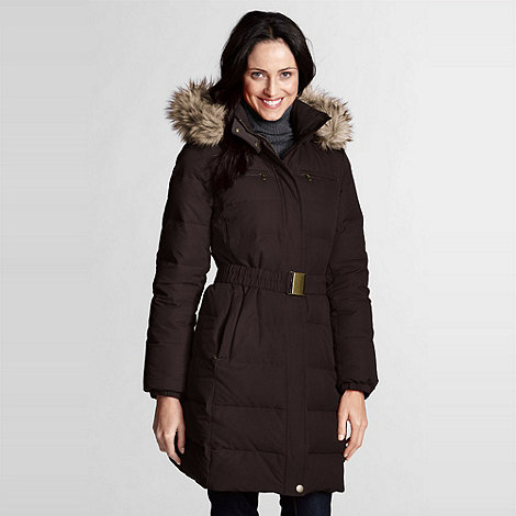 Lands+ End - Modern Down Coat