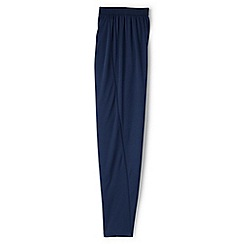 Lands' End - Blue midweight thermaskin longjohns