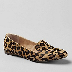 Lands' End - Multi vivian calf hair venetian pumps