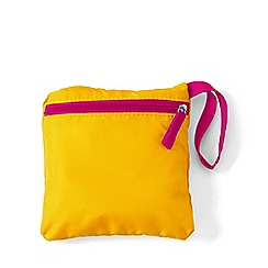 Lands' End - Yellow perfectly packable shopper