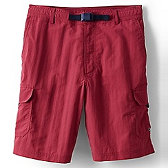 Lands' End - Pink shakedry cargo swim shorts