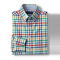 Lands' End - Boys multi buttondown poplin shirt