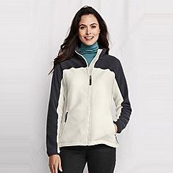 Lands' End - women's colourblock polartec aircore-200 jacket