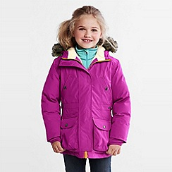 Lands' End - girls' expedition waterproof down parka