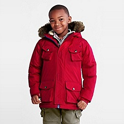 Lands' End - boys' expedition waterproof down parka