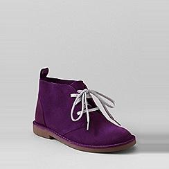 Lands' End - Boys' chukka boots