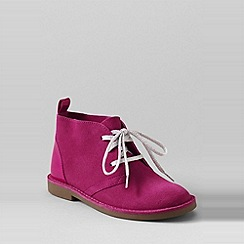 Lands' End - Boys' chukka boots