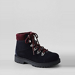 Lands' End - Blue boys' alpine boots