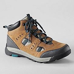 Lands' End - women's waterproof snow hiker boots