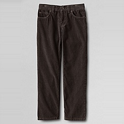 Lands' End - Brown boys' cords
