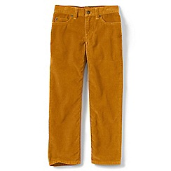 Lands' End - Boys' yellow cords