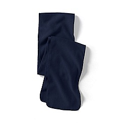 Lands' End - Blue boys' fleece scarf