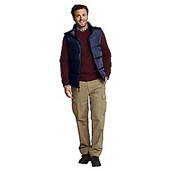Lands' End - Blue down gilet