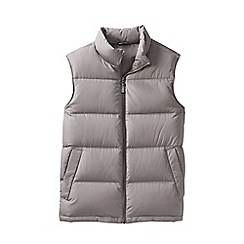 Lands' End - Grey men's down gilet