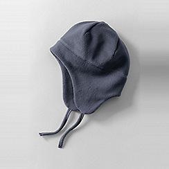 Lands' End - Grey boys' thermacheck-200 fleece hat