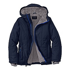 Lands' End - Blue little boys' insulated jacket