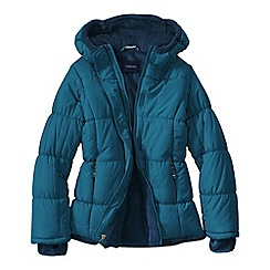Lands' End - Blue insulated jacket