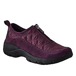 Lands' End - Red women's  zip-front shoes