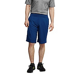 Lands' End - Blue men's  active running shorts