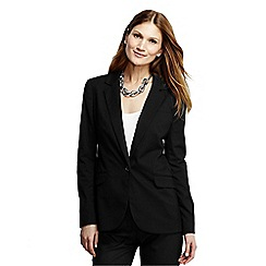 Lands' End - Black women's smart jacket