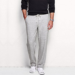 Lands' End - Grey men's french terry trousers