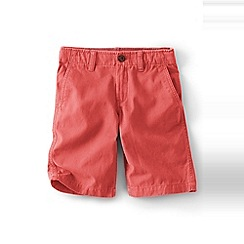 Lands' End - Orange boys' cadet short