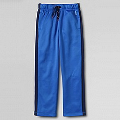 Lands' End - Blue little boys' tricot trousers
