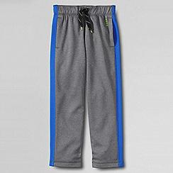 Lands' End - Grey little boys' tricot trousers