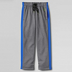 Lands' End - Grey boys' tricot trousers
