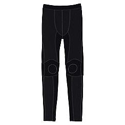 Lands' End - Black sport compression leggings