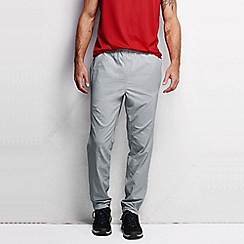 Lands' End - Grey men's active windward track trousers