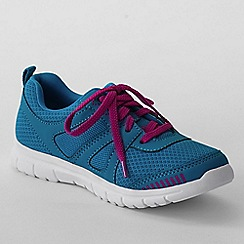 Lands' End - Blue kids' active trainers
