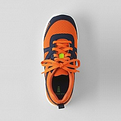 Lands' End - Orange kids' performance trainer