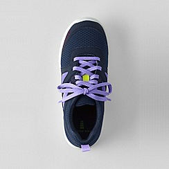 Lands' End - Blue kids' performance trainer