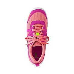 Lands' End - Pink kids' performance trainer