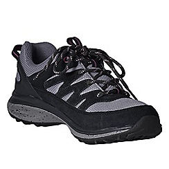 Lands' End - Black women's trekker shoes