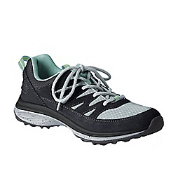 Lands' End - Grey women's trekker shoes