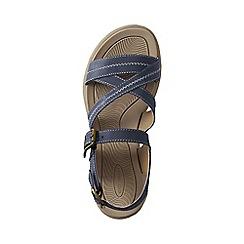 Lands' End - Blue trekker sandals