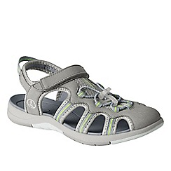 Lands' End - Grey women's water sandals