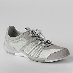 Lands' End - Grey women's regular water shoes