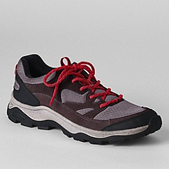 Lands' End - Brown men's trekker shoes