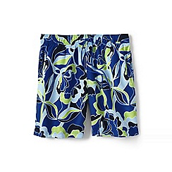 Lands' End - Multi print volley shorts