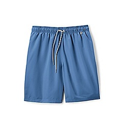 Lands' End - Blue swim shorts