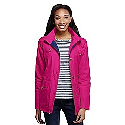 Lands' End - Pink women's storm raker jacket