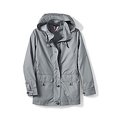 Lands' End - Grey storm raker jacket