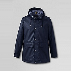 Lands' End - Blue men's heritage parka