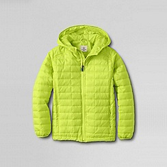 Lands' End - Green little boys' lightweight jacket