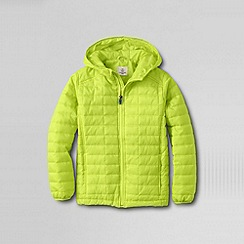 Lands' End - Green boys' lightweight jacket