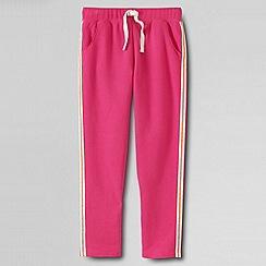 Lands' End - Pink little girls' jogging bottoms