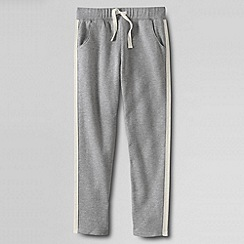 Lands' End - Grey girls' jogging bottoms